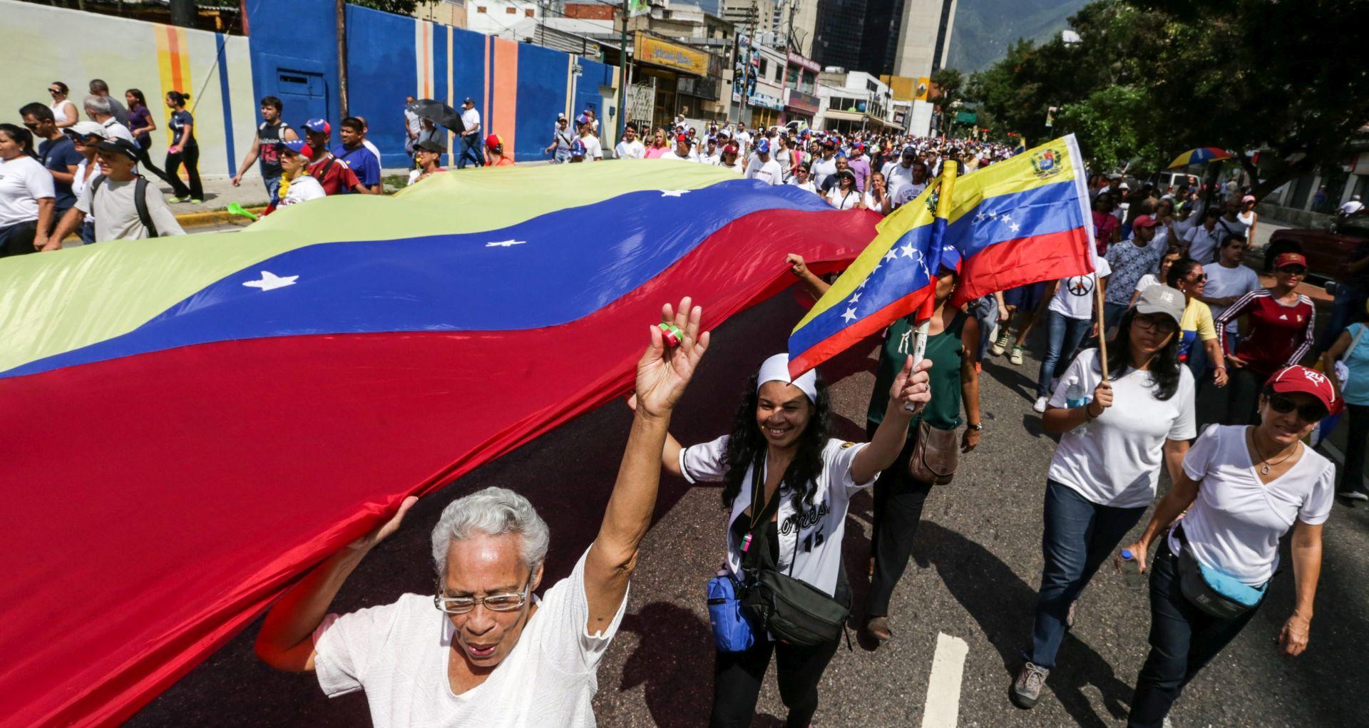 Venezuela povodom Božića iz zatvora pustila 36 članova oporbe