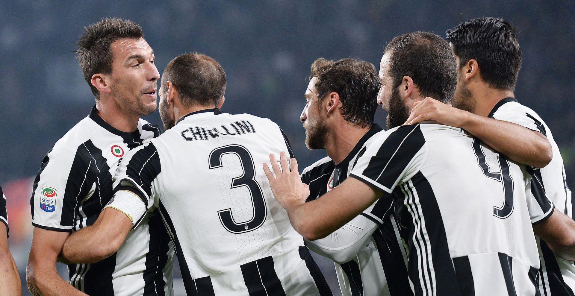 SERIE A Mandžukić strijelac u slavlju Juventusa, Džeko ove sezone zabio već 10 golova
