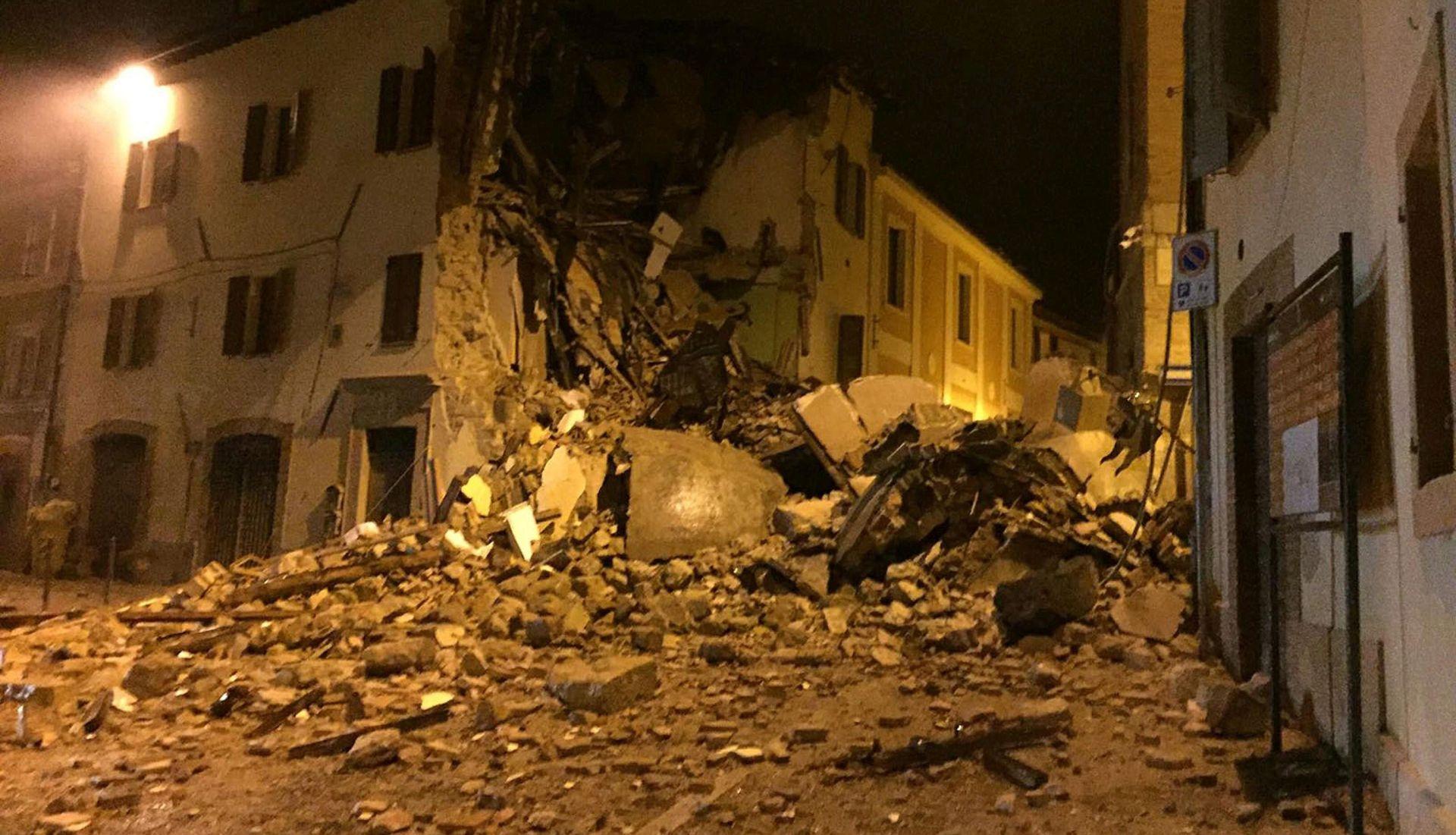 Alfano: 'Ovakav potres bez žrtava je… čudo'