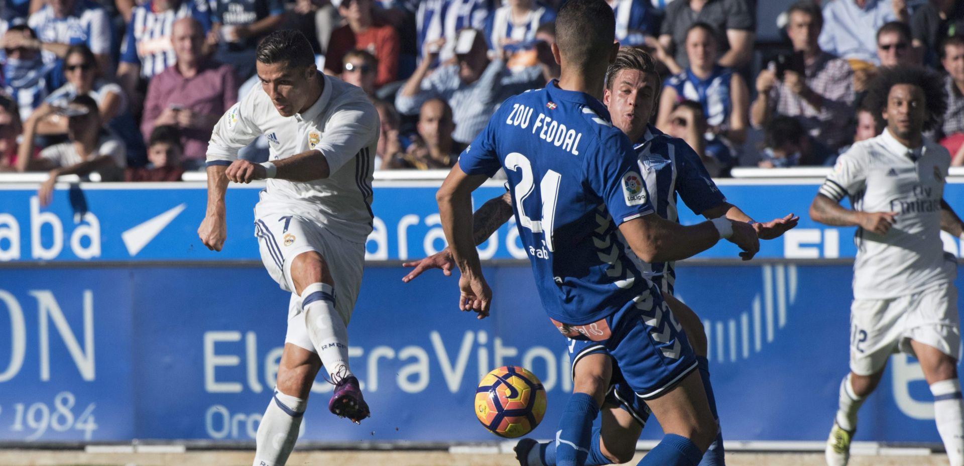 PRIMERA Real slavio uz hat-trick Ronalda, Kovačić odigrao cijelu utakmicu