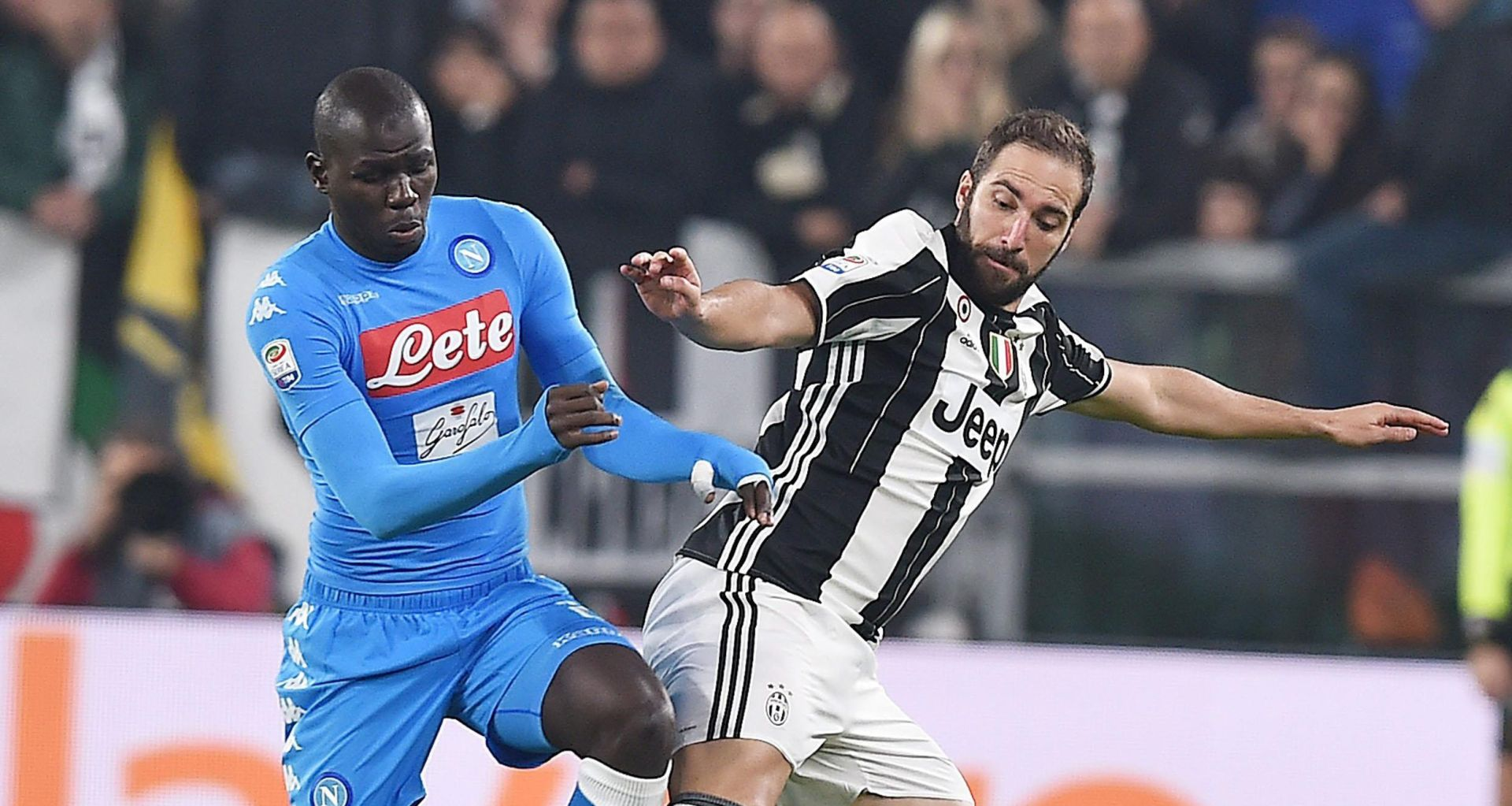 SERIE A Slavlje Juventusa u velikom derbiju – Napoliju presudio Higuain
