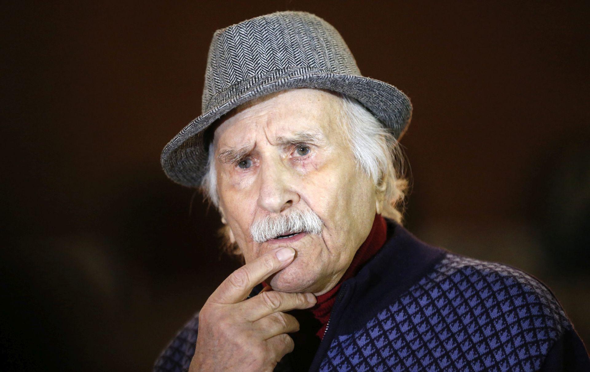 U 102. godini preminuo Vladimir Zeldin, najstariji aktivni kazališni glumac