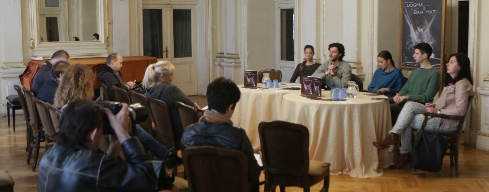 'Dogma' i 'Šah-mat' otvaraju baletnu sezonu u HNK Ivana pl. Zajca
