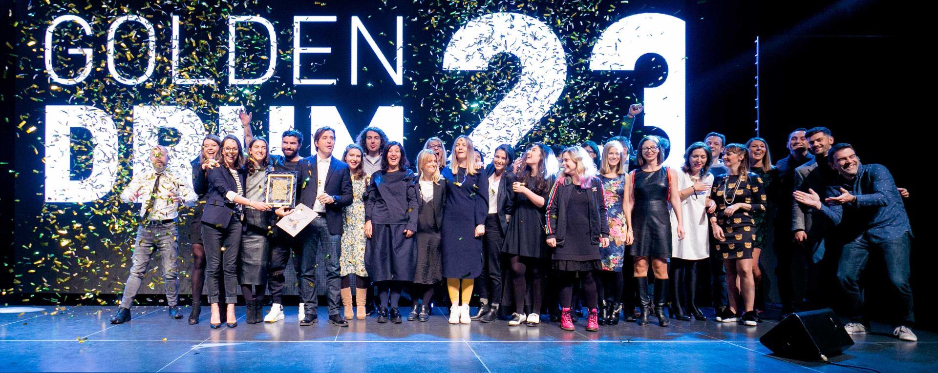 GOLDEN DRUM McCann Worldgroup po treći put u četiri godine osvojio naslov 'Agencijska mreža godine'