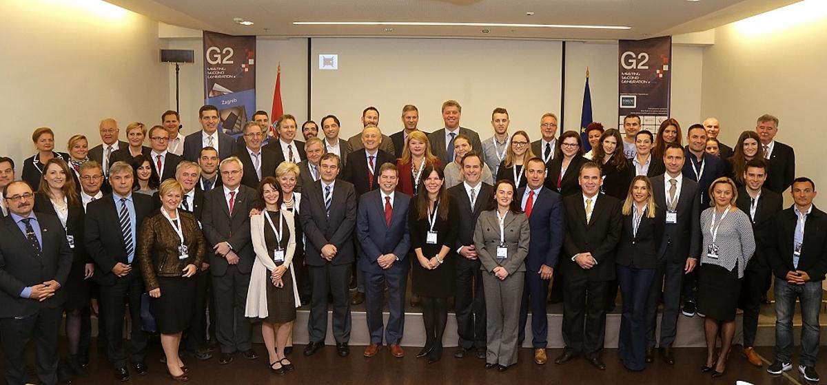 Konferencija MEETING G2.2: 'Hrvatska ima ogromni potencijal, a naša snaga je znanje koje treba ujediniti'