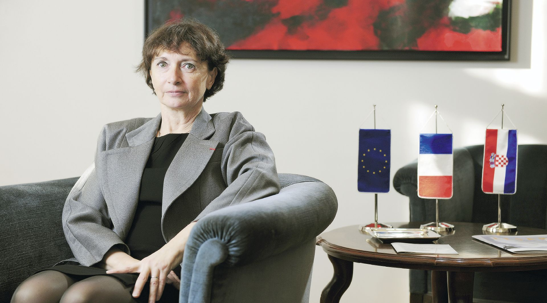 Imenovanje novog francuskog veleposlanika u Zagrebu diplomatski presedan