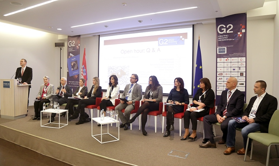 Nakon pet zanimljivih panel diskusija organiziran je Open Hour