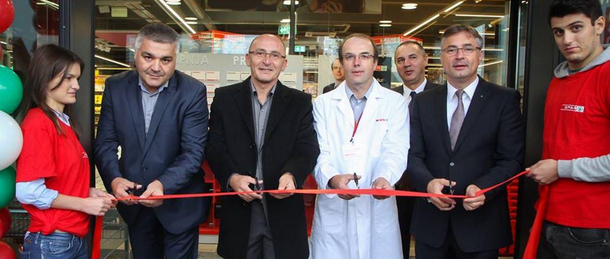 Otvoren novi SPAR supermarket u Gradu Zagrebu