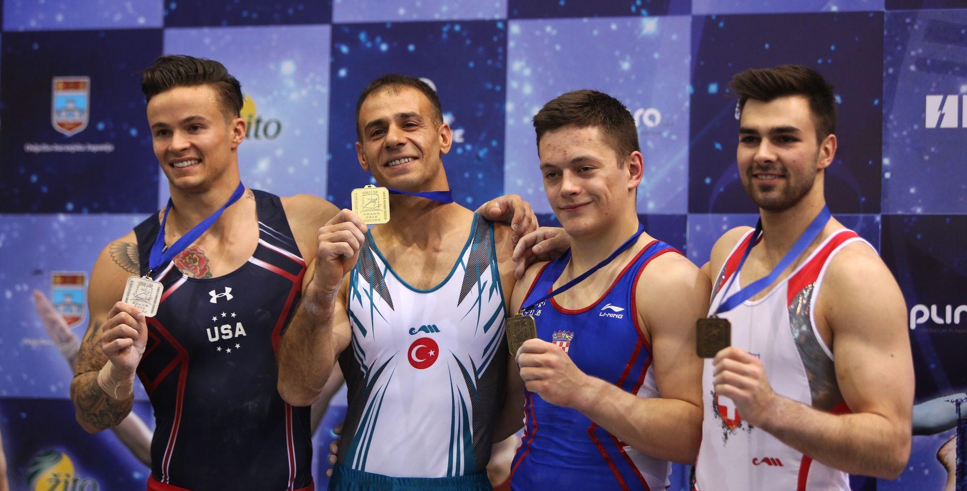 Kranželić i Srbić brončani na Svjetskom kupu u Mađarskoj