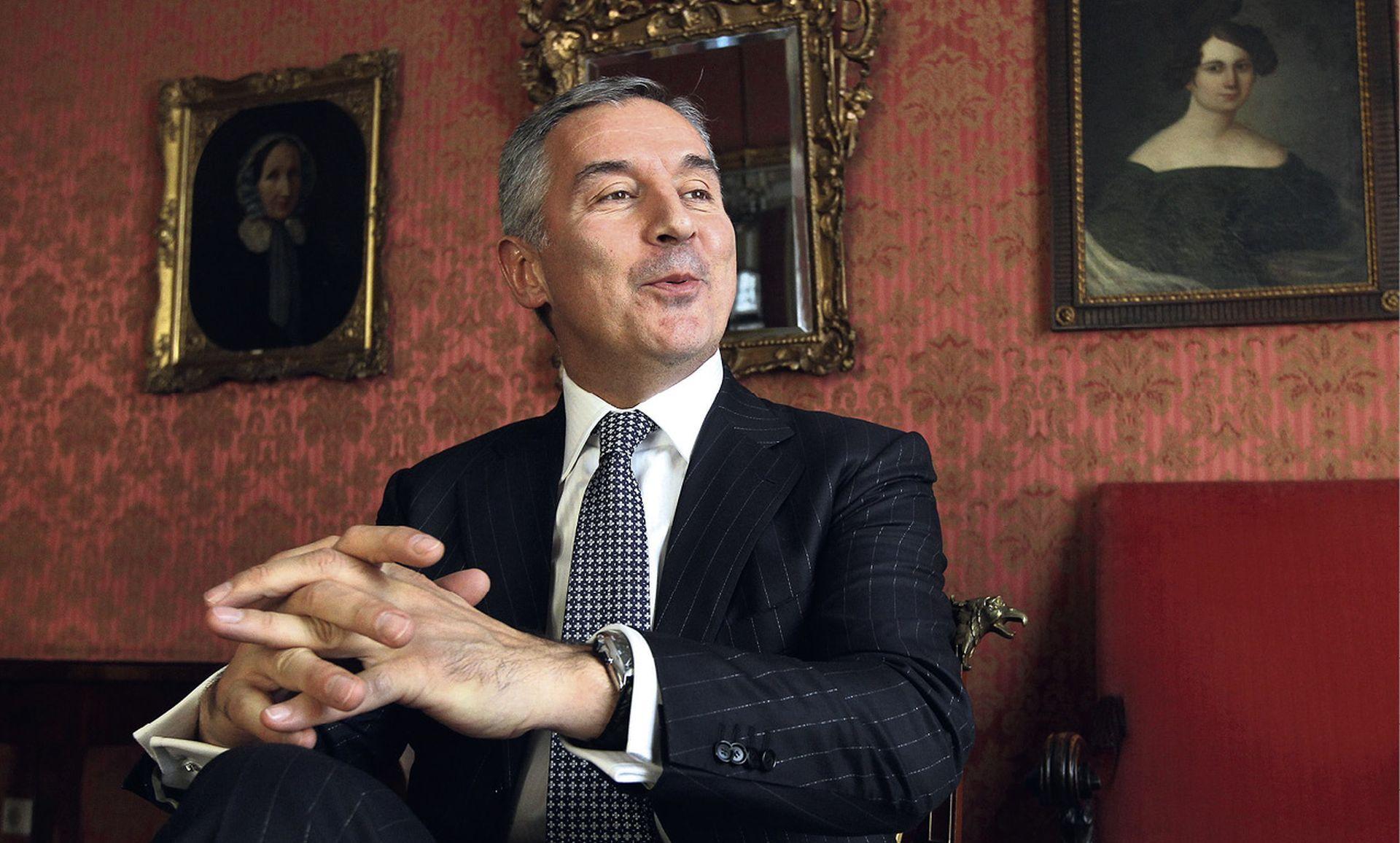 Đukanović optužio velikog Vučićeva kritičara za organizaciju atentata