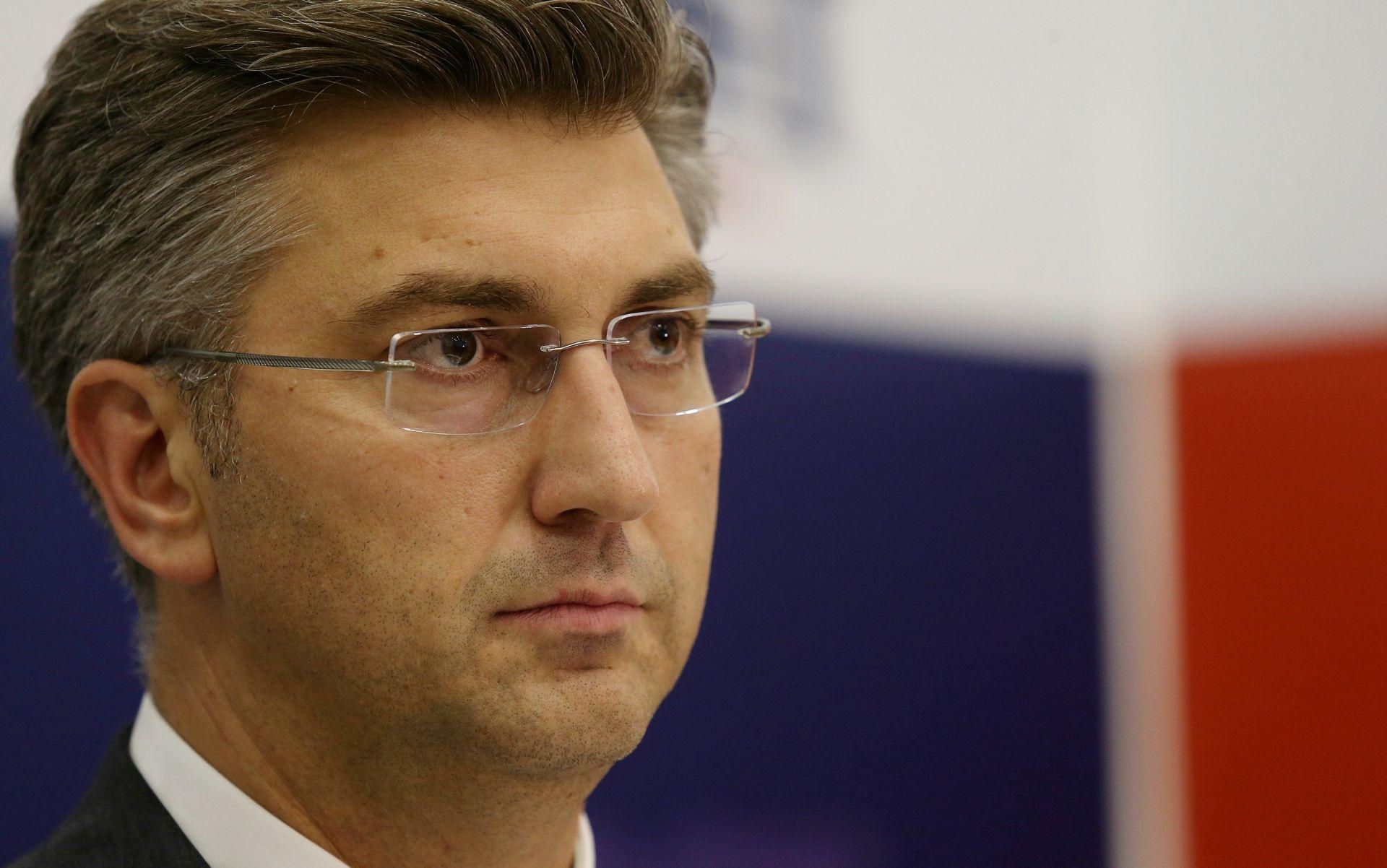 """PLENKOVIĆ """"Potpredsjednici Vlade ujedno će biti i ministri"""""""