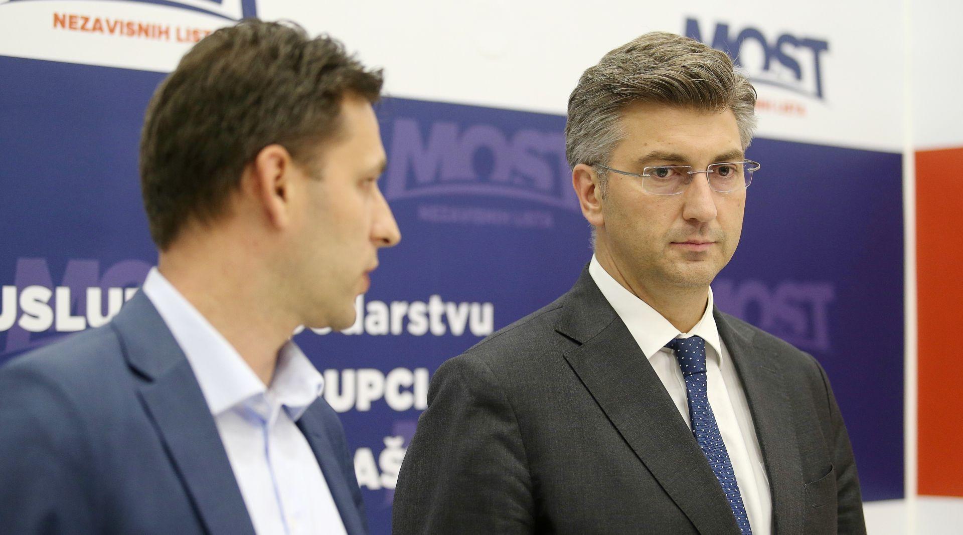 Plenković, Reiner i Petrov dogovaraju proceduru