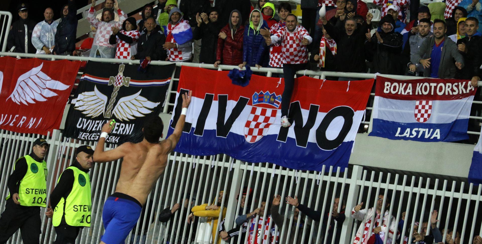 FIFA pokrenut postupak protiv Hrvatske i Kosova zbog 'Ubij Srbina'