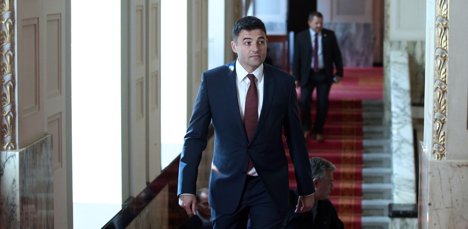 """BERNARDIĆ """"Nećemo opstruirati rad Sabora na konstituirajućoj sjednici"""""""