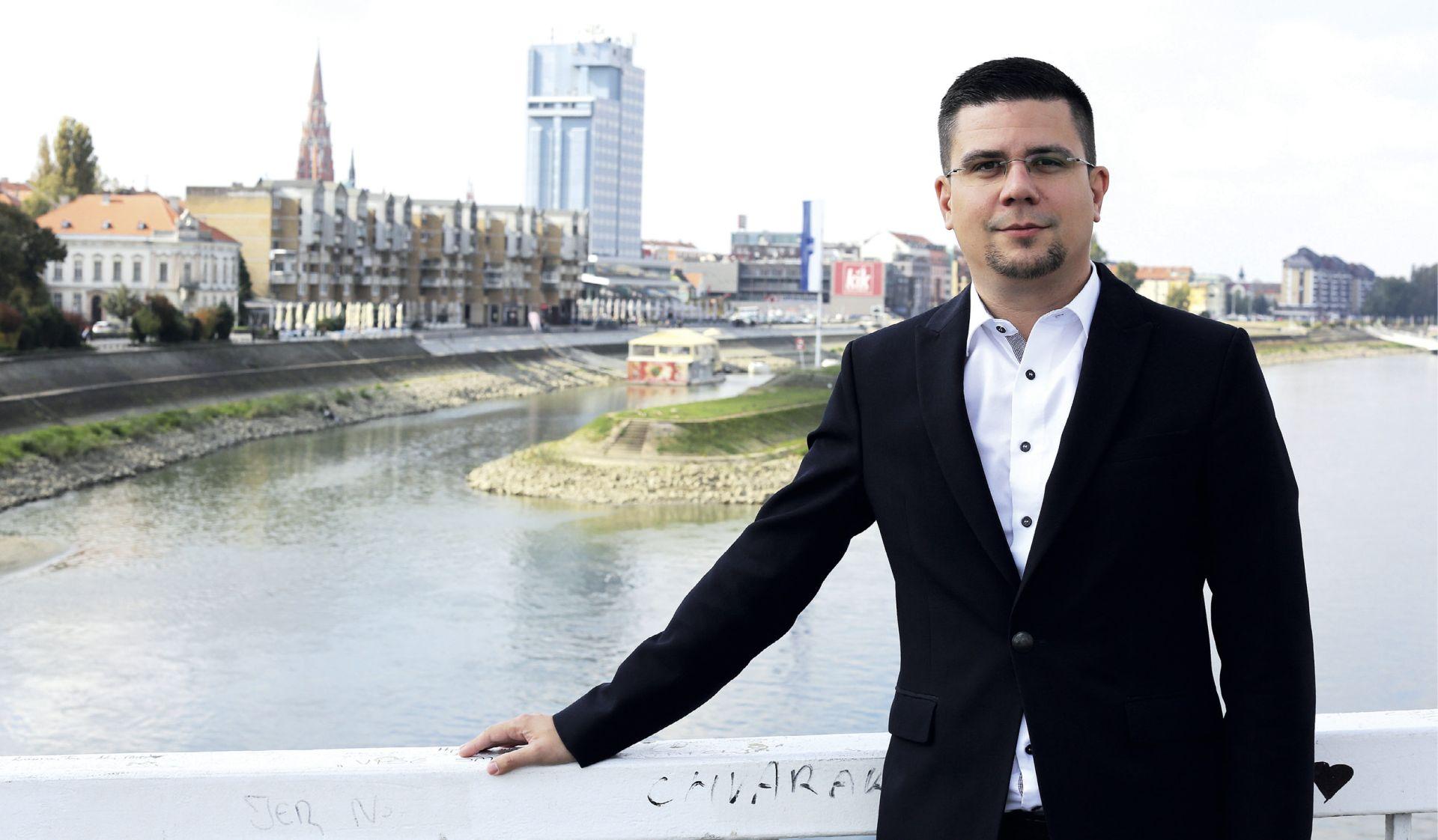 INTERVIEW: DOMAGOJ HAJDUKOVIĆ 'Pogriješili smo koalirajući s HSS-om, a Plenković će potonuti u HDZ-ovim klišejima'