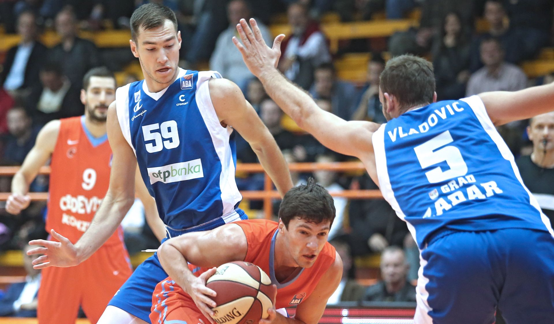 """KK Zadar pokreće tužbe protiv HKS-a i FIBA-e: """"Pitamo se li li Prvenstvo uopće regularno"""""""