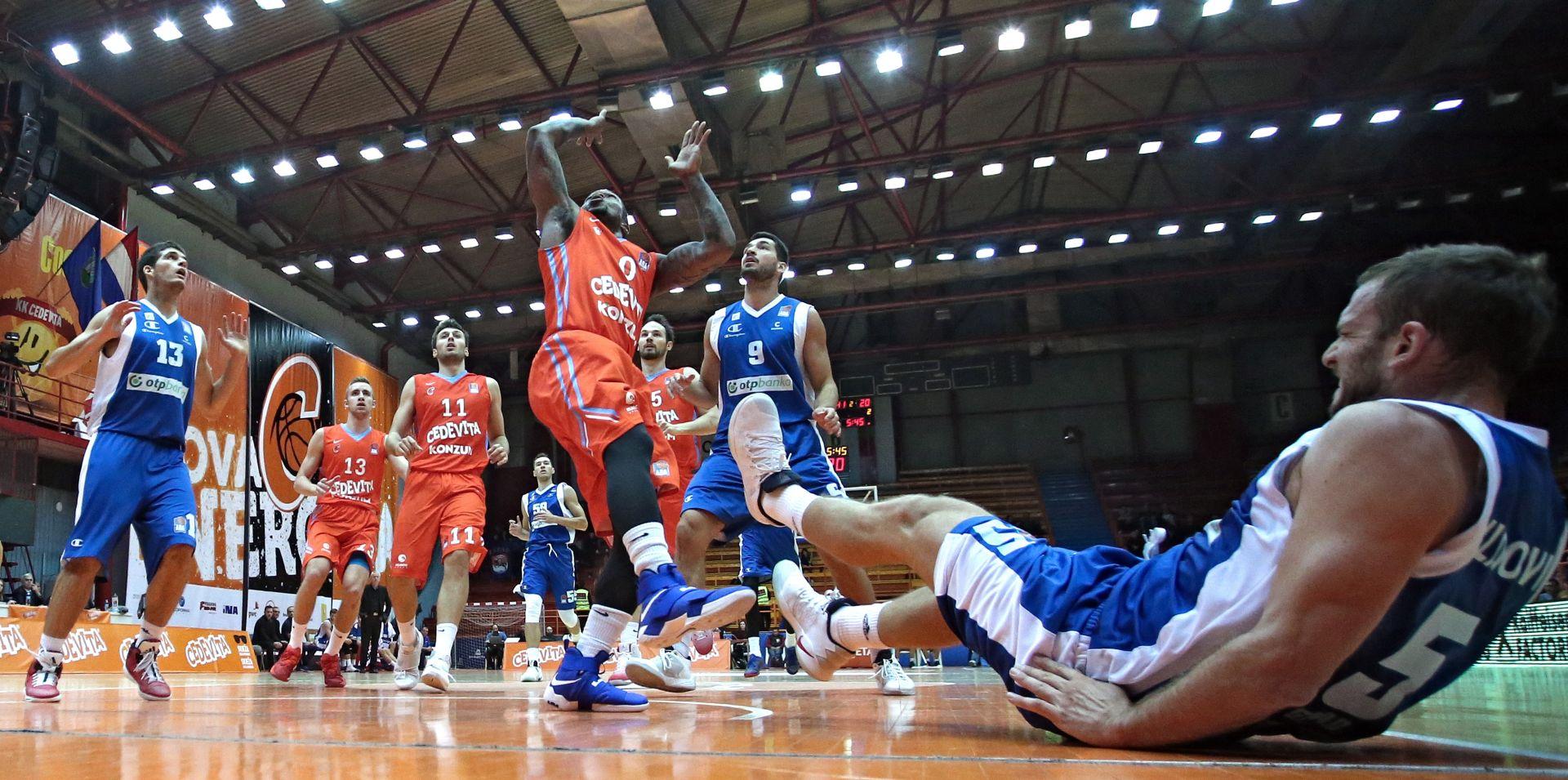 ABA LIGA Cedevita – Zadar 120-62