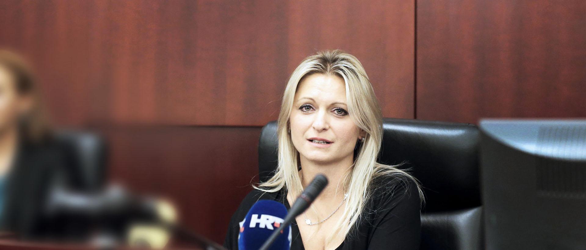 Ispituje se porijeklo imovine Tanje Pavelin Borzić koja u dva predmeta sudi Milanu Bandiću