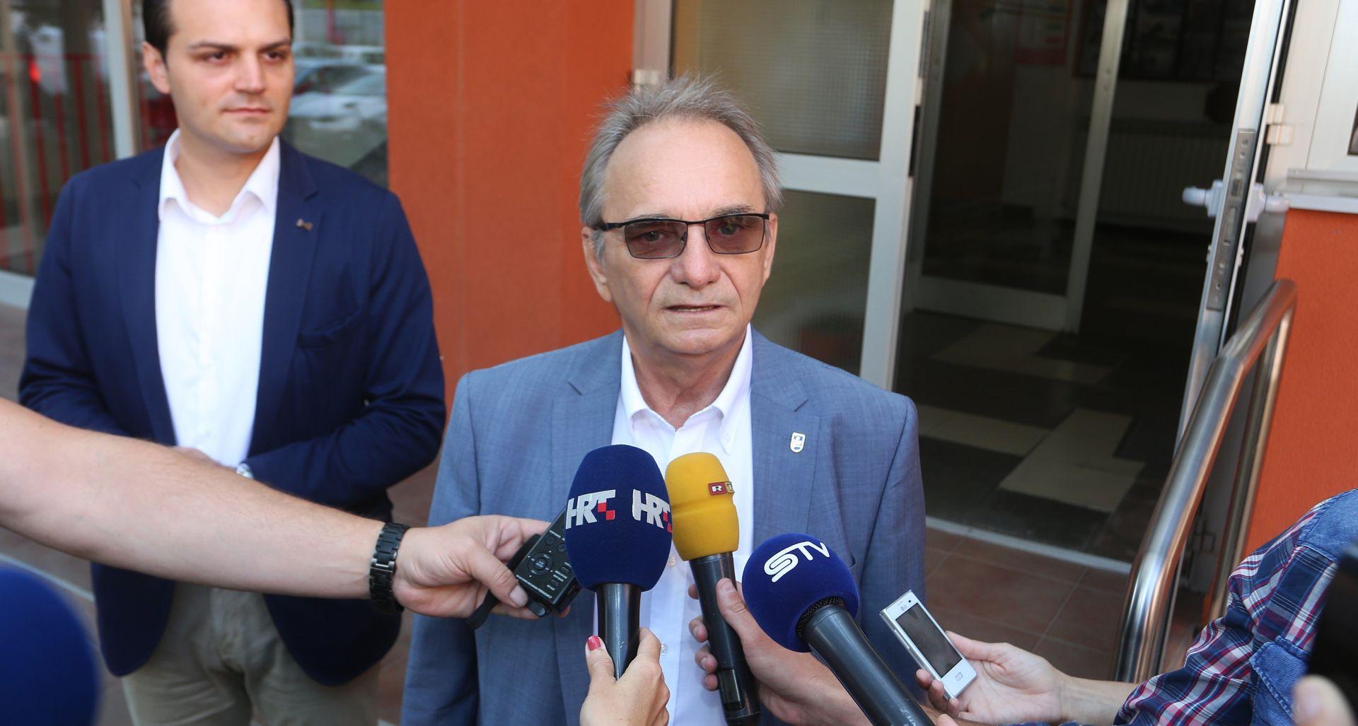 """BRANIMIR GLAVAŠ """"Spremni smo za razgovore s Plenkovićem, ali posrednik ne može biti Šeks"""""""