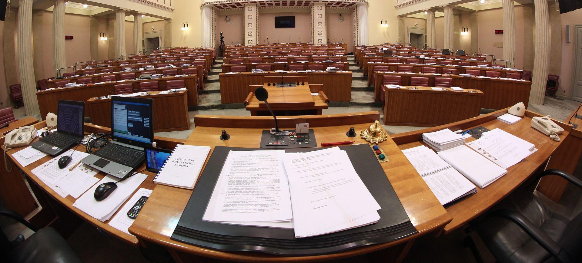 KONZULTACIJE: HDZ i SDP se dogovorili oko podjele saborskih odbora