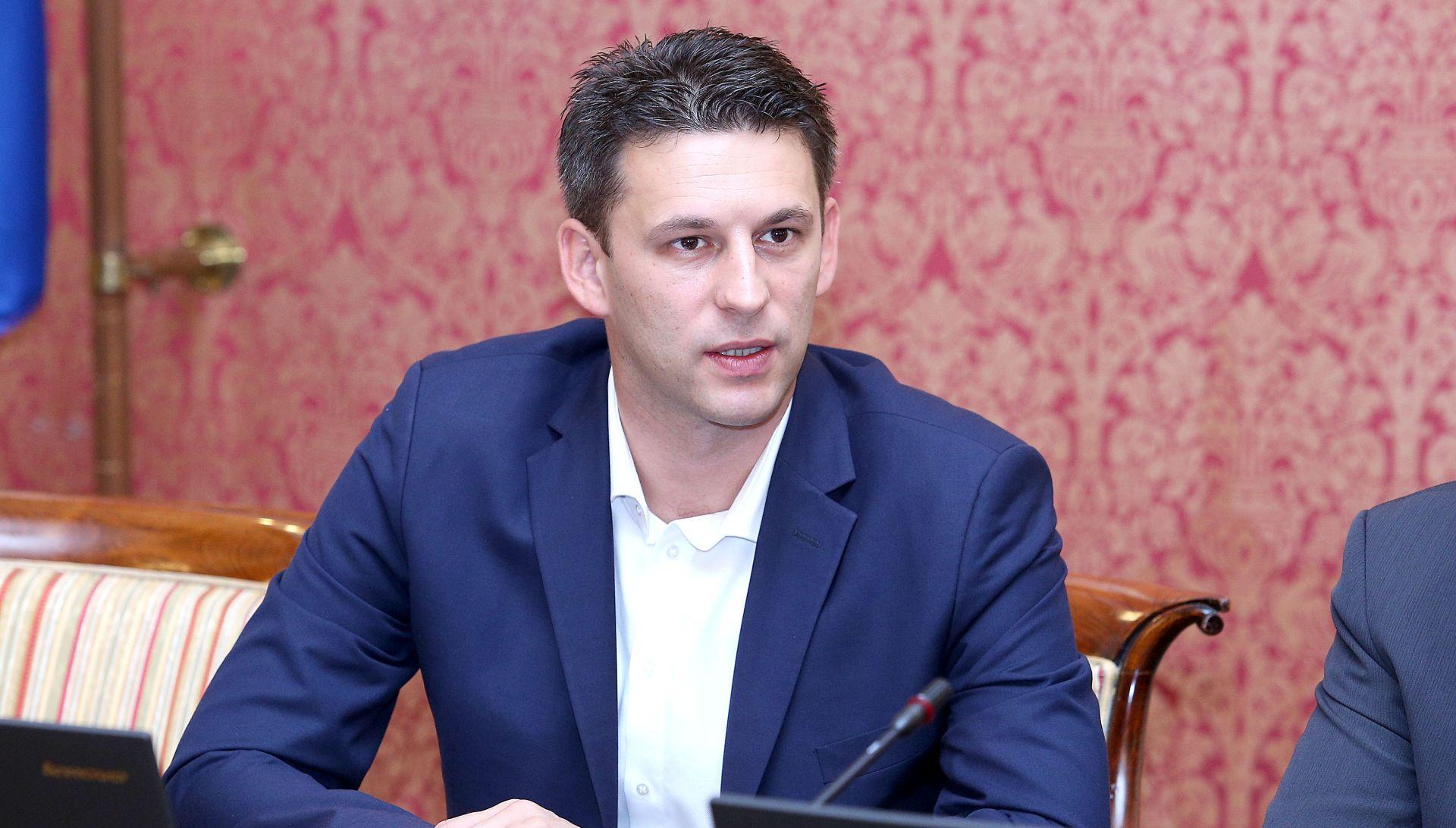 BOŽO PETROV 'Funkcija predsjednika Hrvatskog sabora jako je važna'