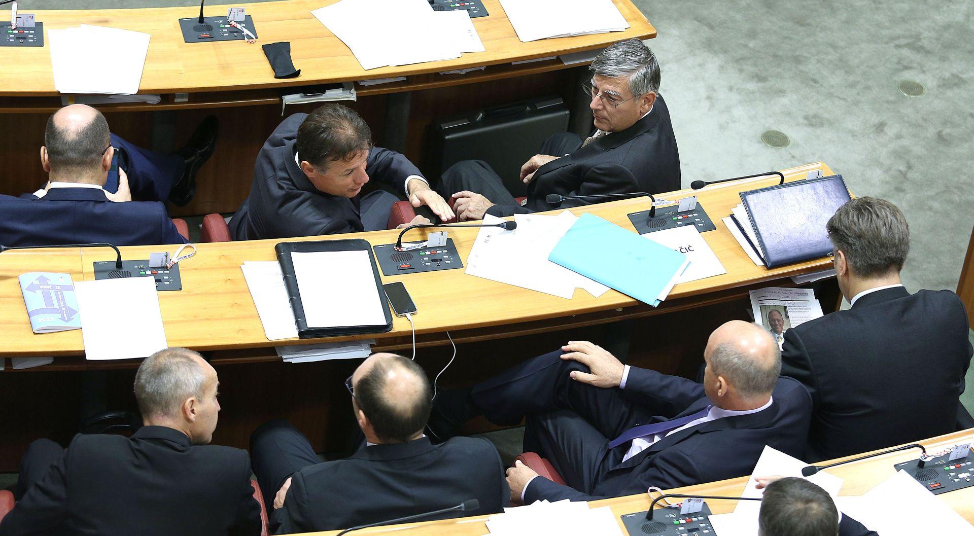 Sabor izmijenio Zakon o financiranju političkih aktivnosti