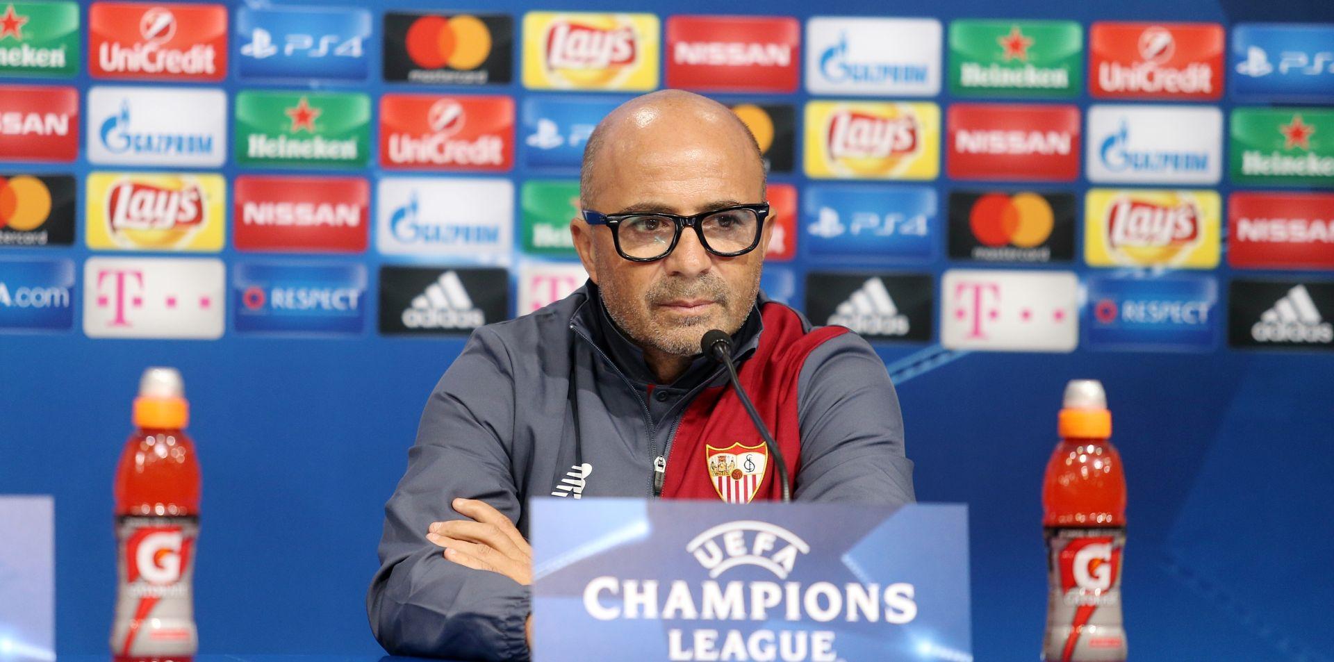 SAMPAOLI 'Ovo je odlučujuća utakmica i za Dinamo i Sevillu'