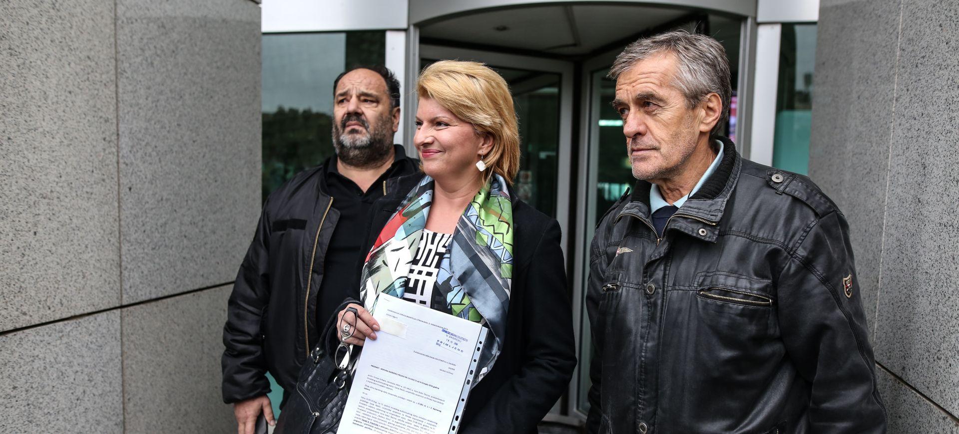 Braniteljske udruge s novim kaznenim prijavama protiv HAVC-a