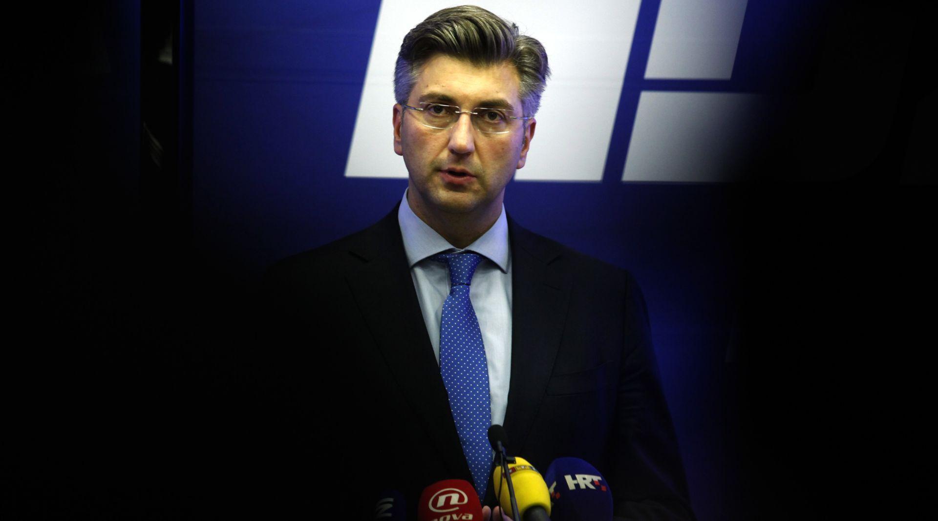 """PLENKOVIĆ """"Hasanbegović će biti zastupnik u Saboru, ne vidim gdje je problem"""""""