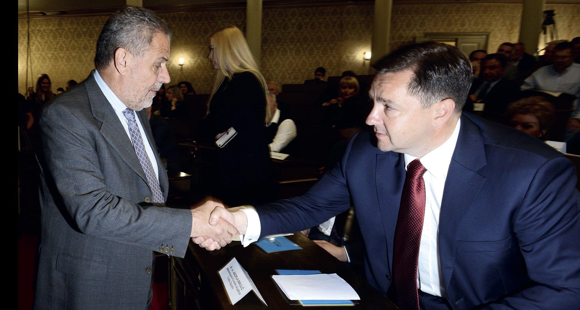 Plenković preko Komedije ulazi u proces demontaže Mikulićeva utjecaja