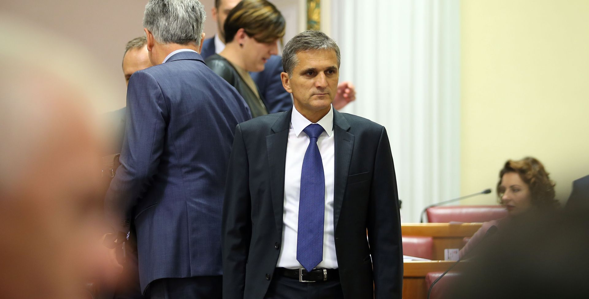 MINISTAR BEZ PORTFELJA Goran Marić podnio ostavku u Vladi?