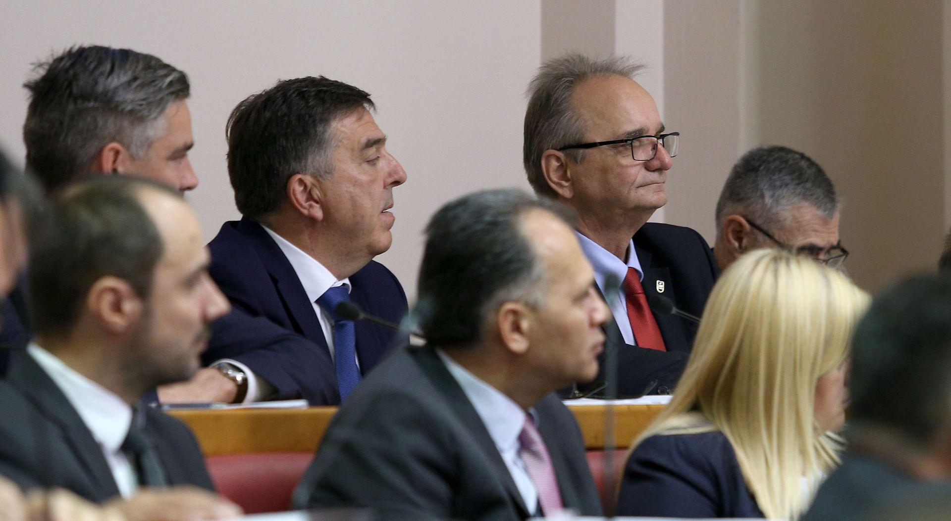 SABOR Potporu Plenkovićevoj vladi dat će HSS i HDSSB