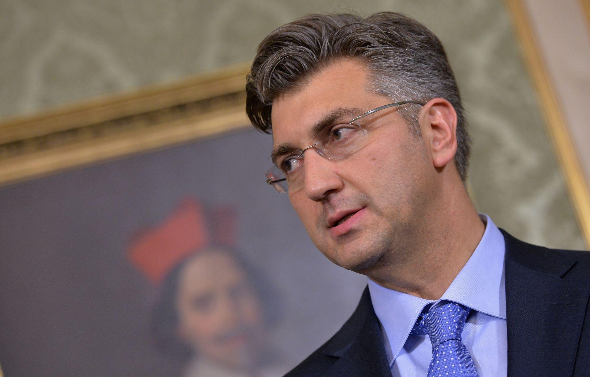 DNEVNI AVAZ 'Plenković bi mogao postati novi lider regije'