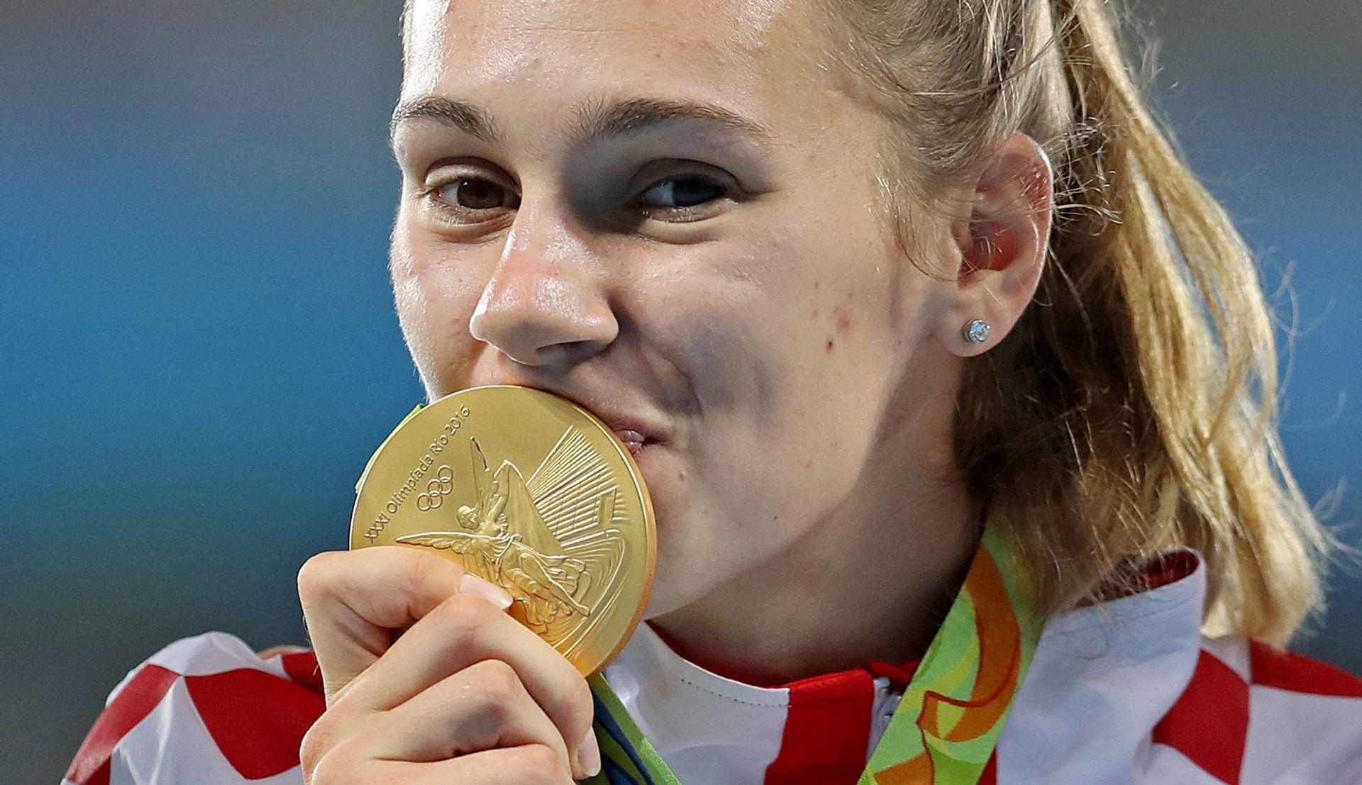 PERKOVIĆ BEZ KANDIDATURE Sara Kolak na užem popisu kandidata za najbolju europsku mladu atletičarku