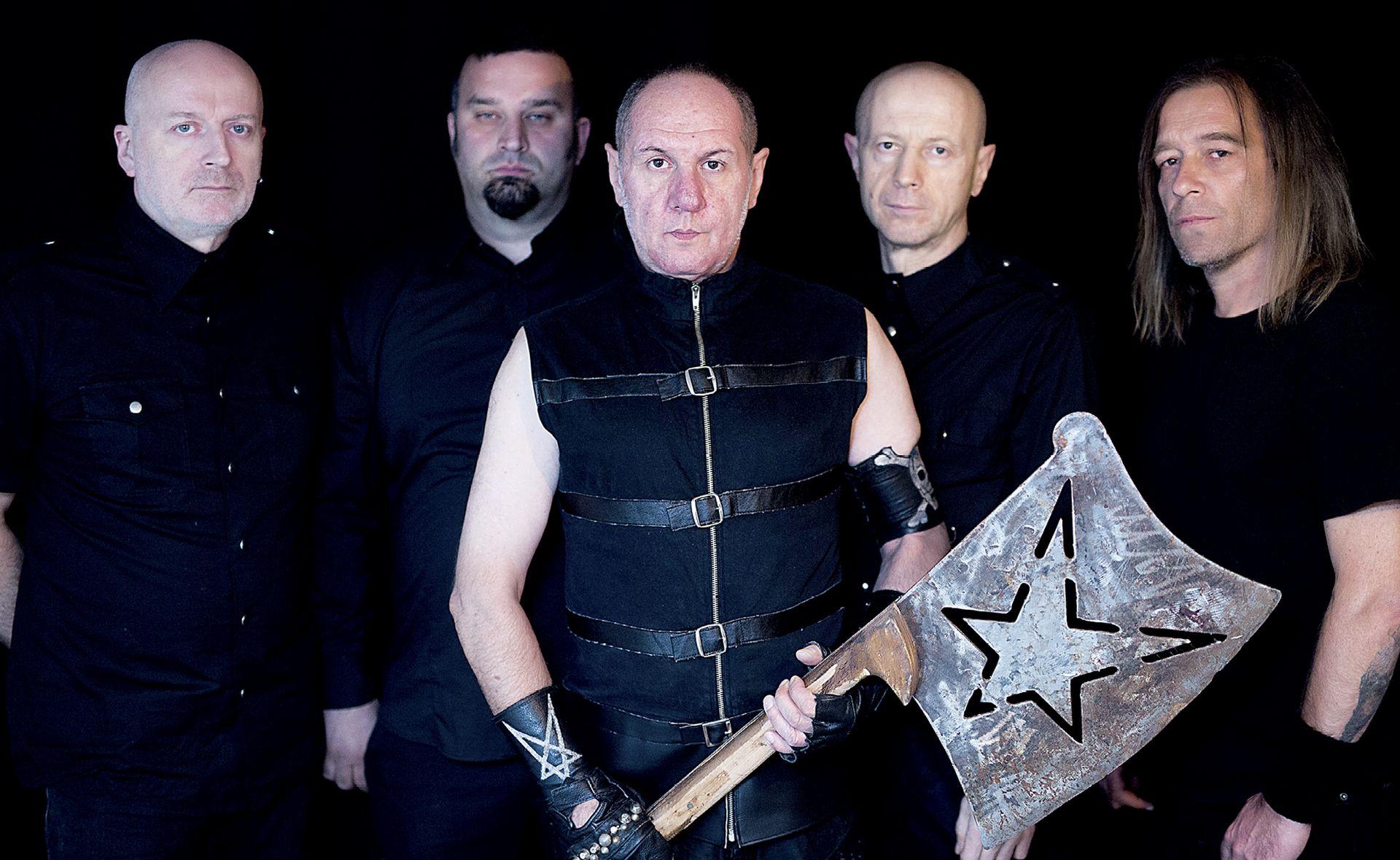 Grč – povratak najbrutalnije hrvatske rock grupe