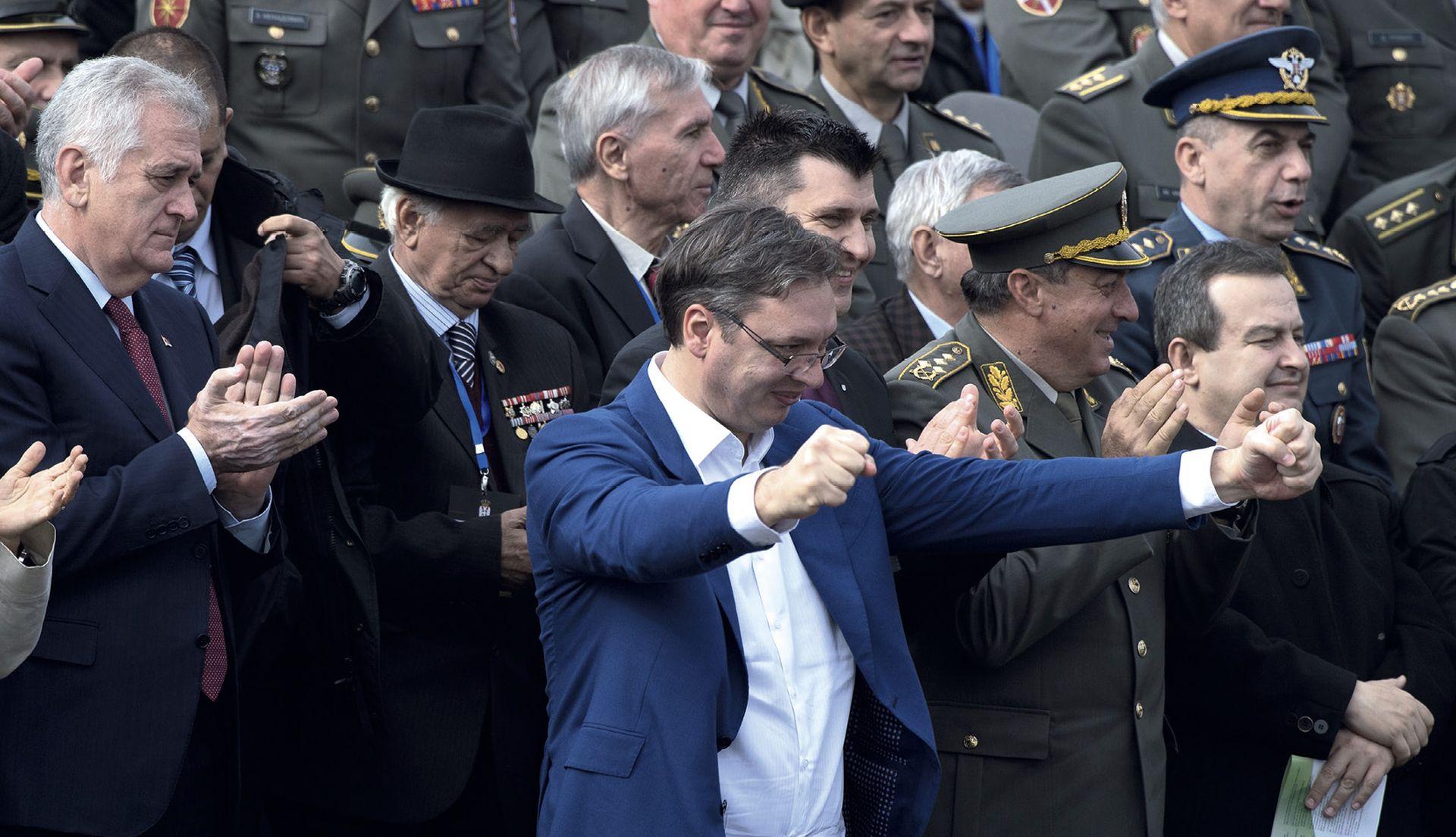 Vučić i Nikolić opet provociraju EU kontroverznim aranžmanima s Putinom