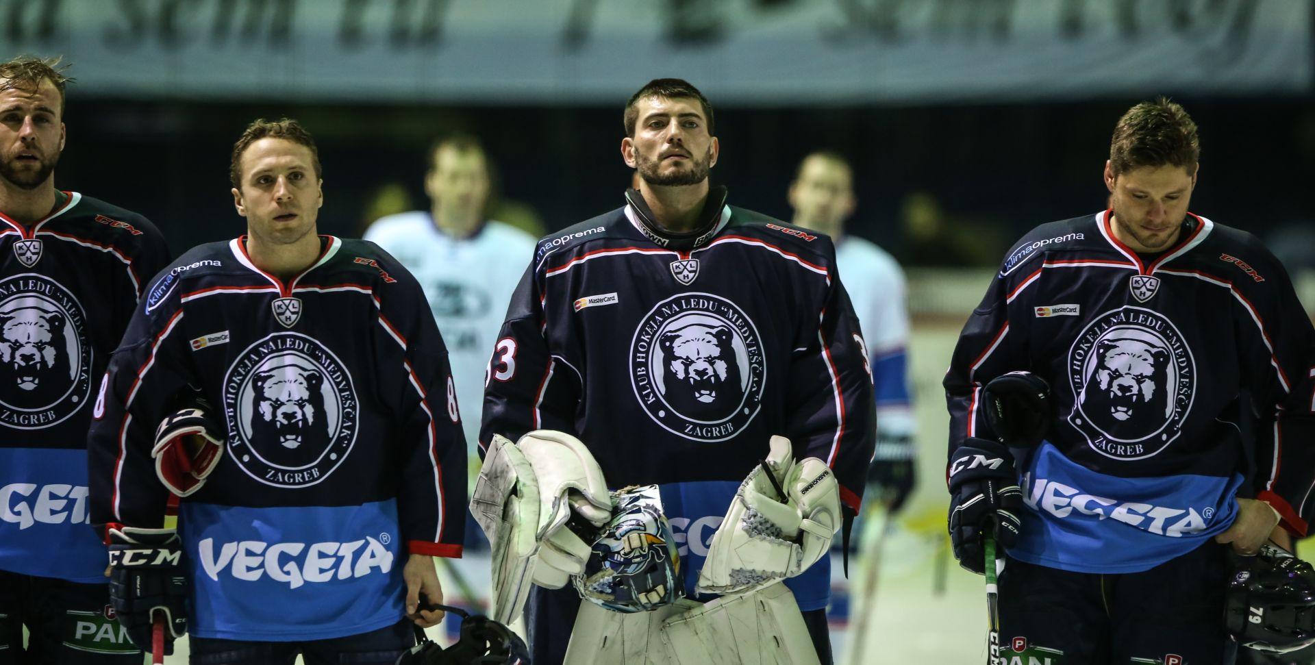 KHL Poraz Medveščaka od Sjeverstalja
