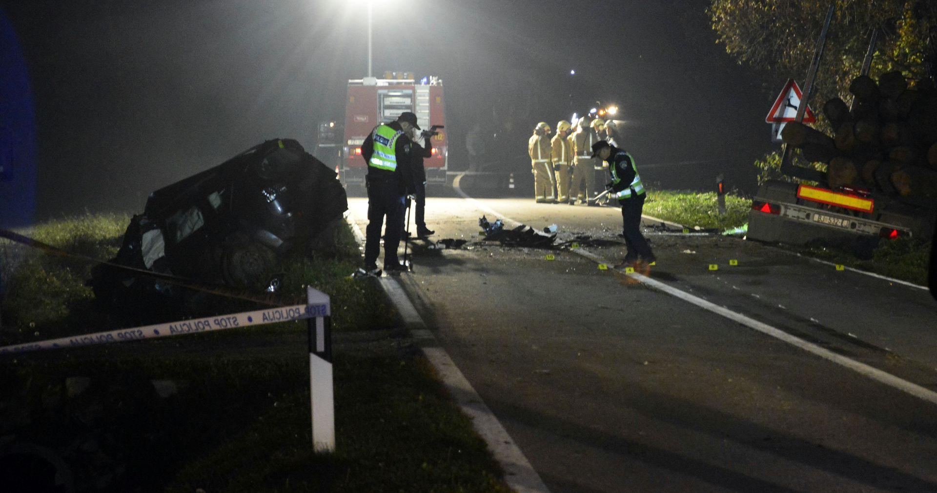 Brzina uzrok nesreće s dvoje poginulih na autocesti A3 kod Zagreba