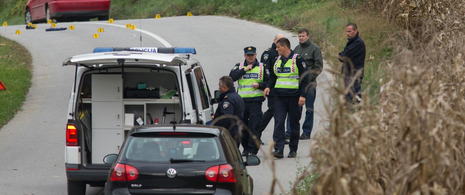 MUP Policija nastavlja s pojačanim nadzorom prometa