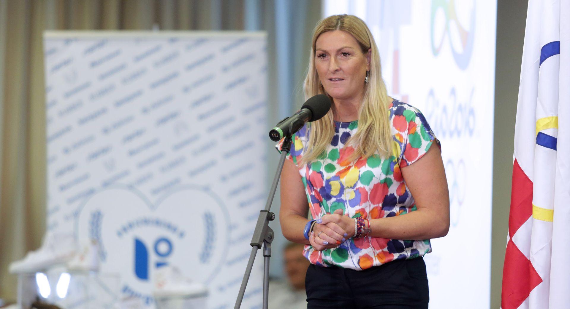 Janica Kostelić kandidatkinja za čelnicu Središnjeg državnog ureda za sport?