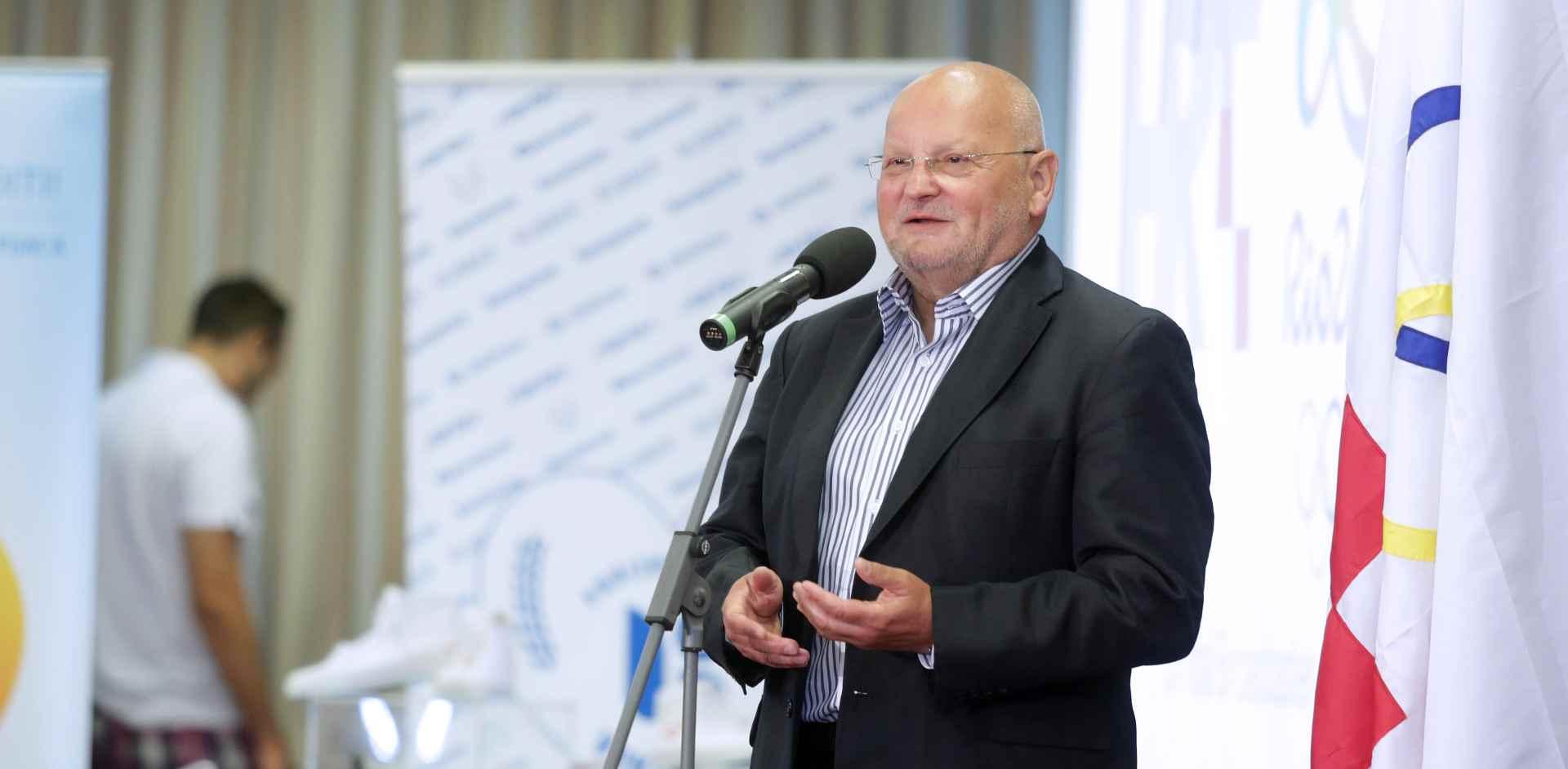 Mateša predsjednik HOO-a do 2020. godine