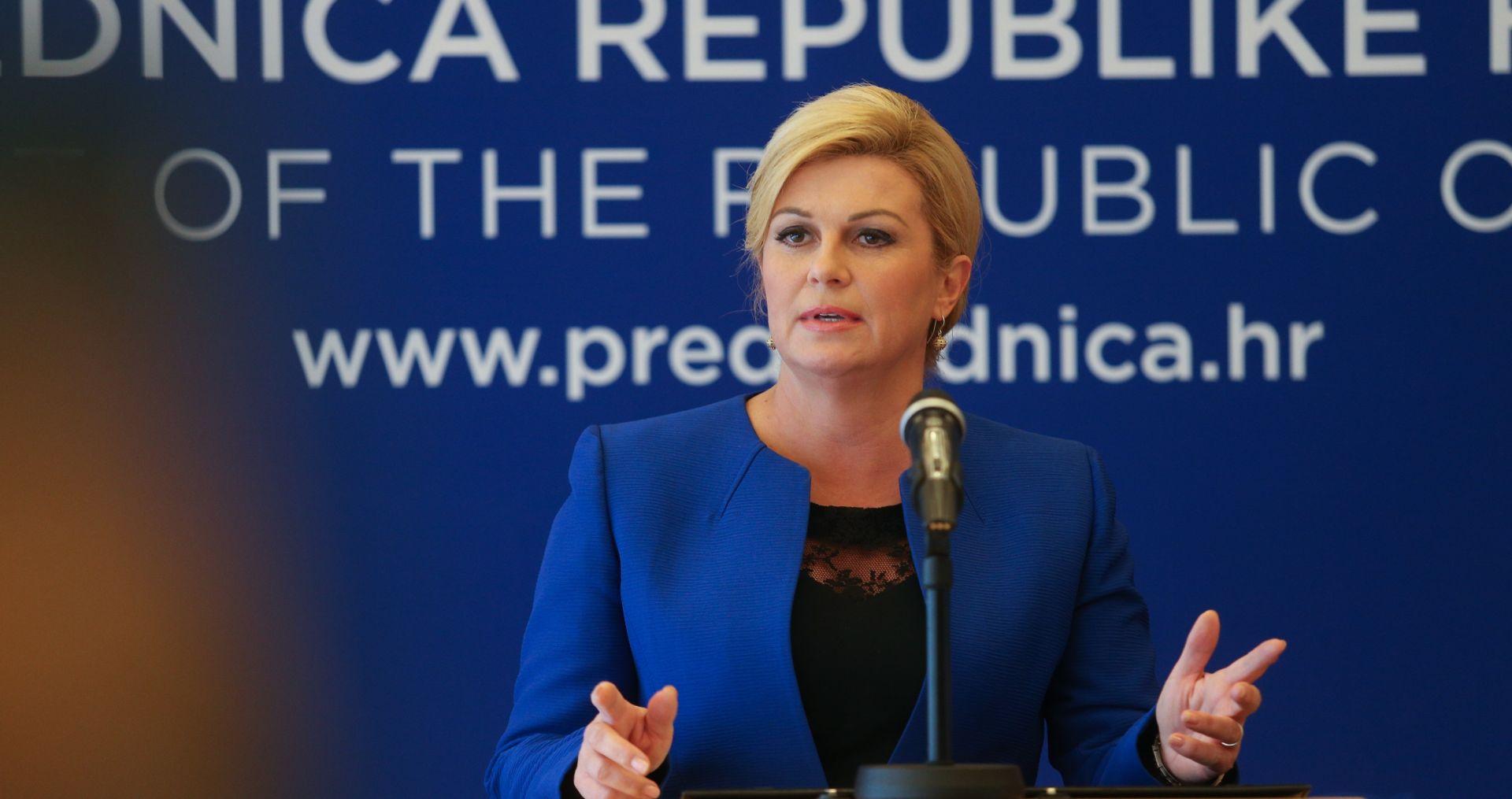 PREDSJEDNICA UBRZAVA Neće biti dodatnih konzultacija na Pantovčaku, Plenković u ponedjeljak mandatar
