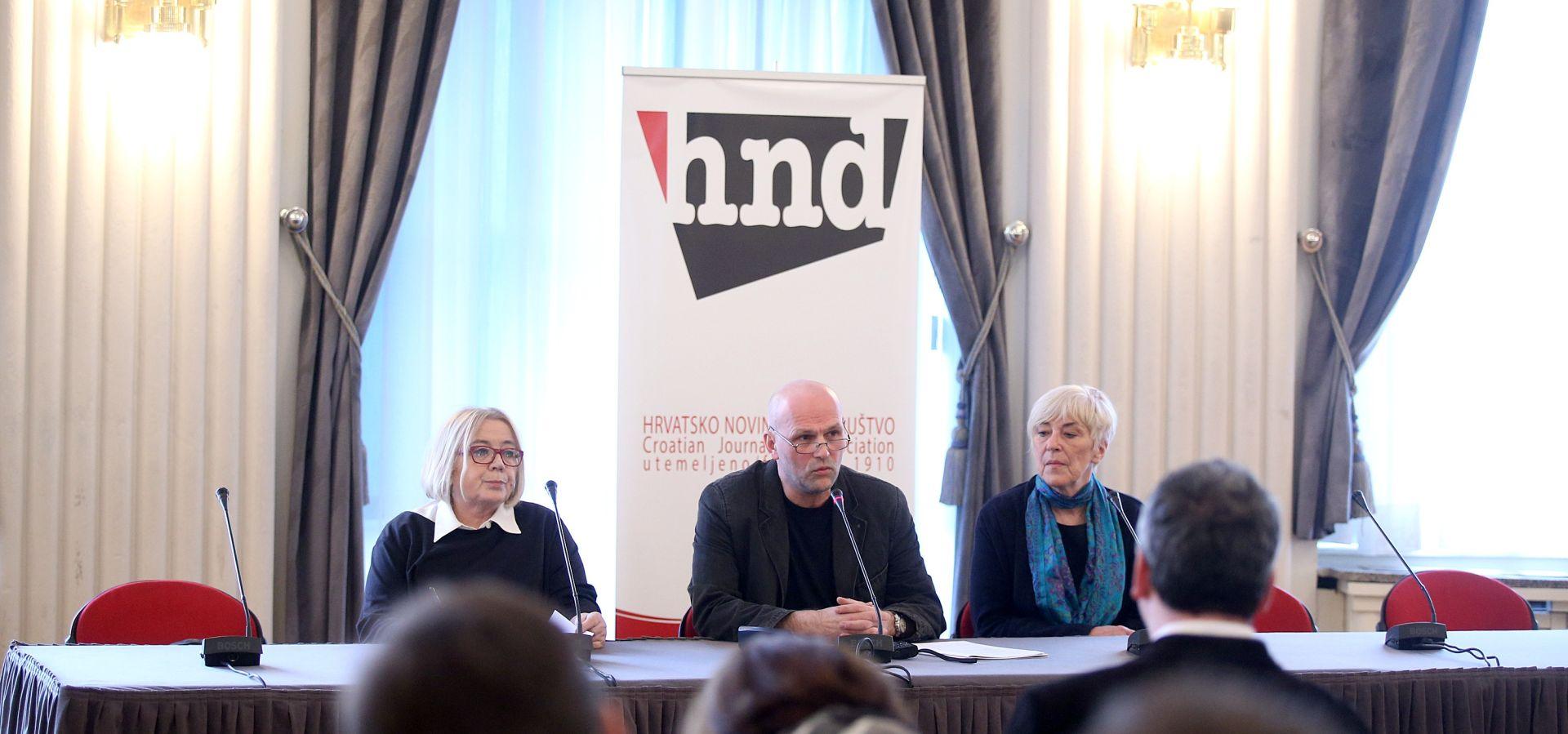 HND: Novinari moraju moći slobodno govoriti i biti adekvatno plaćeni