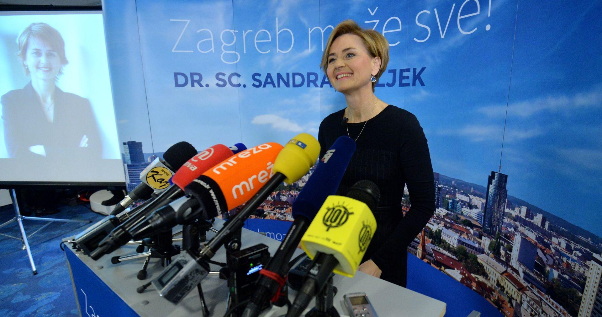 Švaljek: Zagrebu je potreban novi način upravljanja