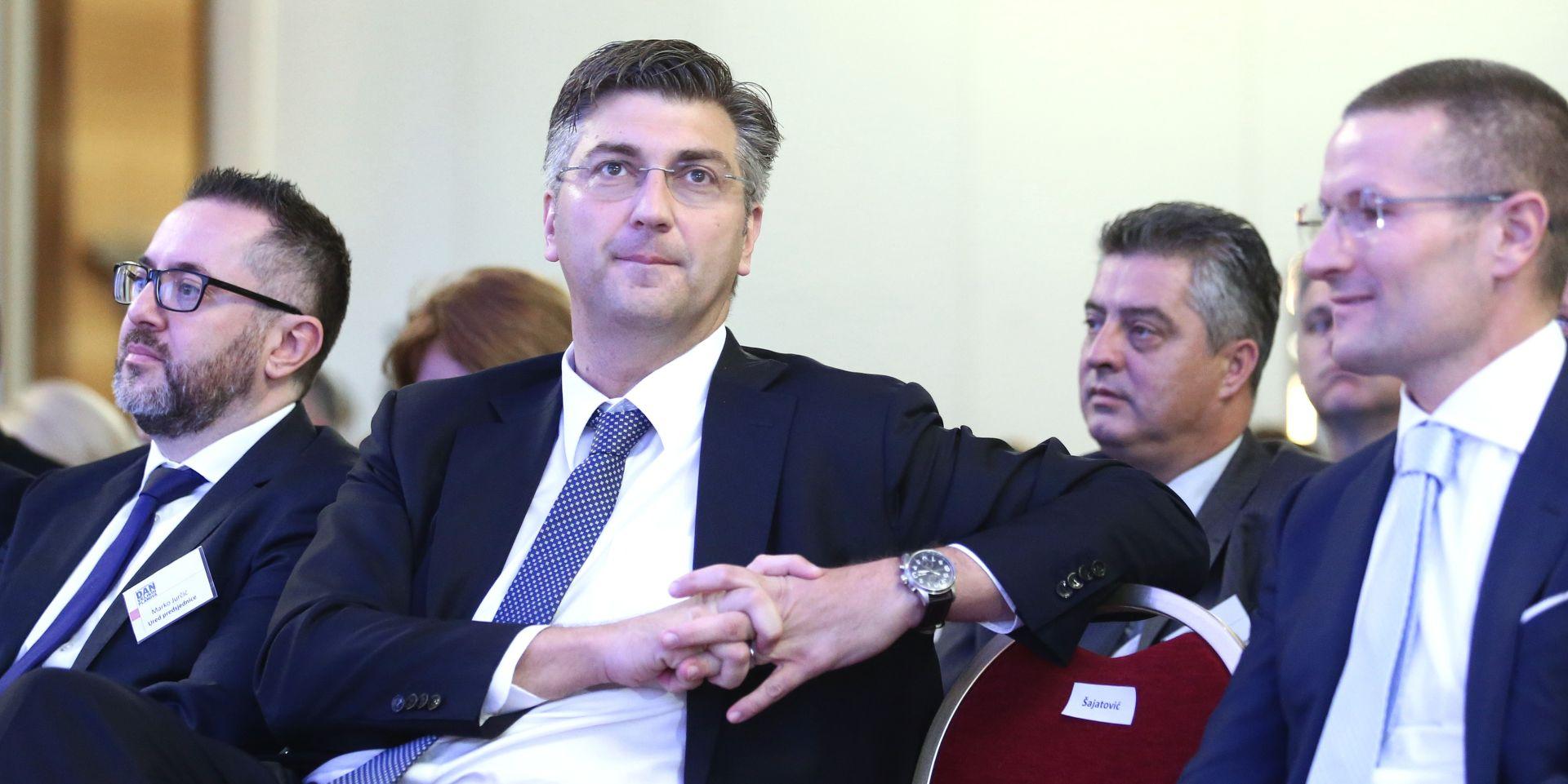 CRO DEMOSKOP HDZ i Andrej Plenković na vrhu političkih preferencija