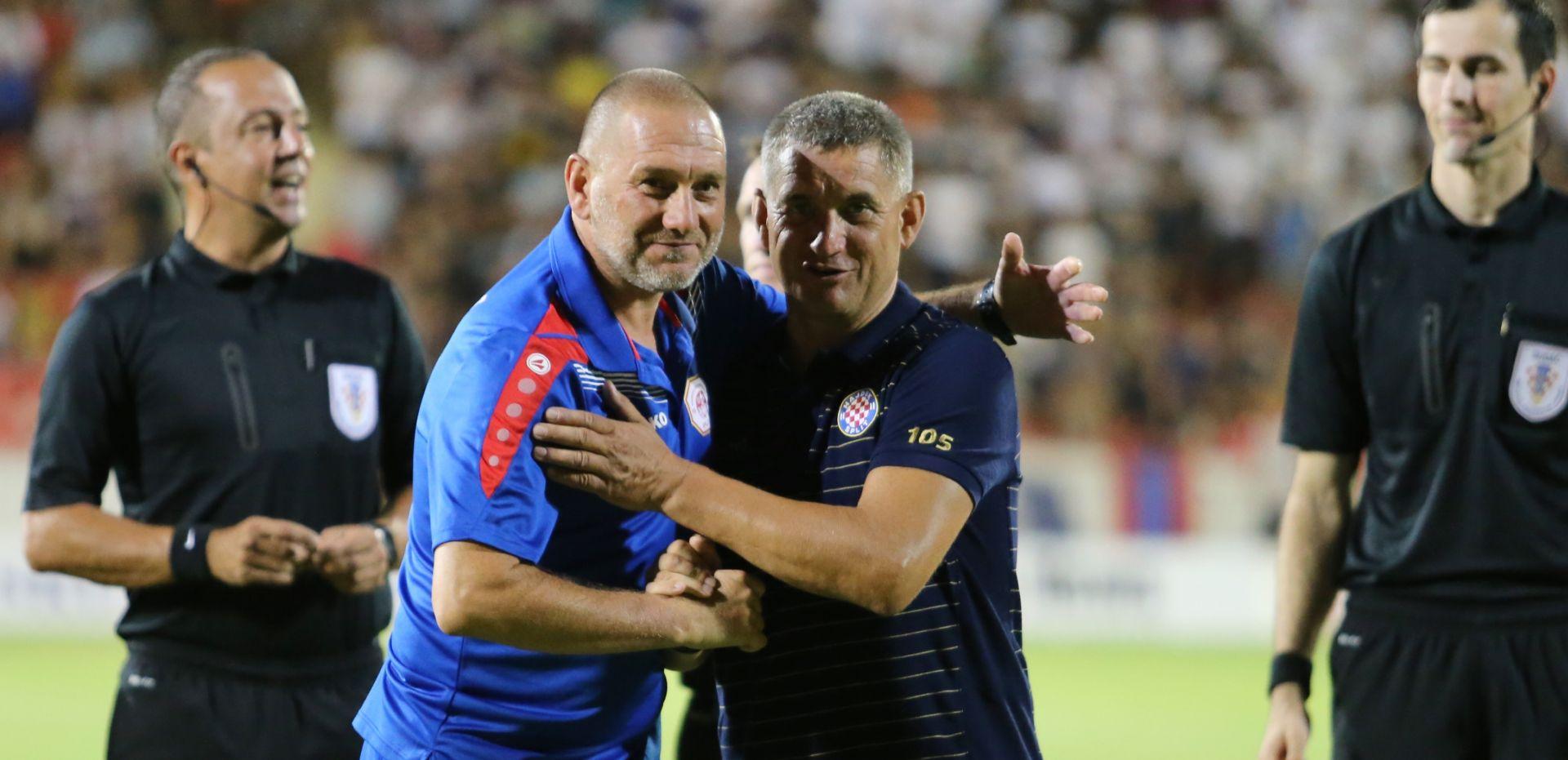 """PUŠNIK OPREZAN UOČI SPLITA Lokica: """"Hajduk je bolji, ali ne idemo na Poljud skinuti gaće"""""""