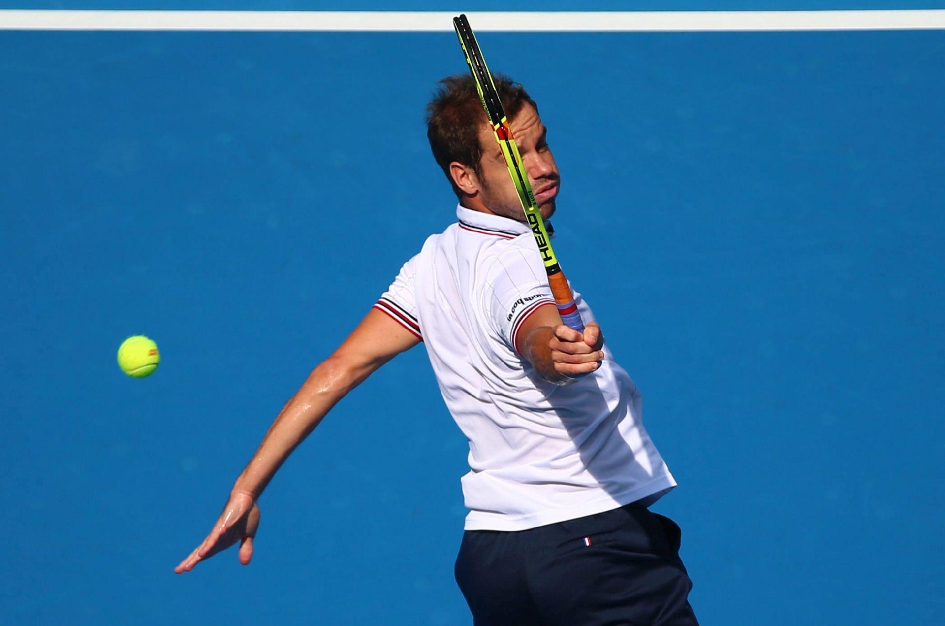 ATP ANTWERPEN: Gasquet bolji od Edmunda