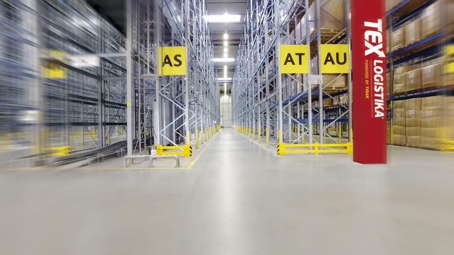 Tvrtka osigurava skladištenje na više od 20 000 paletnih mjesta