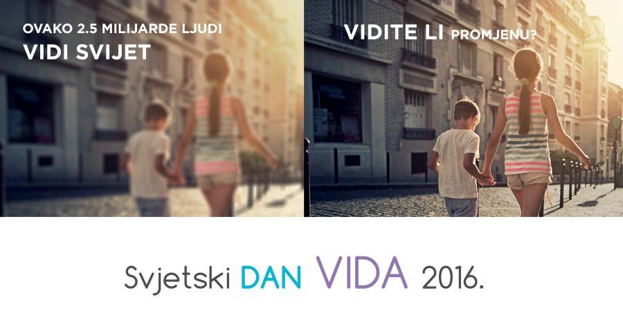 Svijetski dan vida 2016