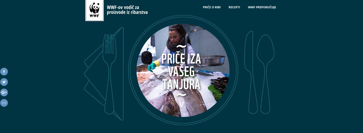 FOTO: Proučite World Wide Fund for Nature vodič za proizvode iz ribarstva